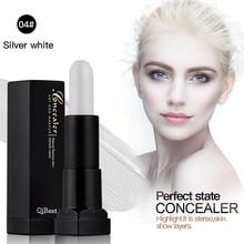 Белый стик для макияжа