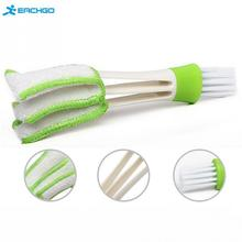 2017 New Car styling Car Auto Kit Air Outlet Cleaning Brush Car Instrument Panel Seams Brush Household Dust Cleaner(China)