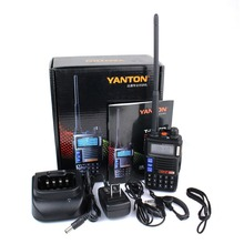 NEW YANTON T-UV2D 136-174MHz&350-390MHz&400-480MHz 8W Three Band Dual Display Dual Standby Handheld Transceiver two way radio