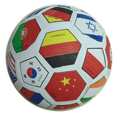 Size5 PVC promotional football & soccer ball. factory direct sale(China (Mainland))