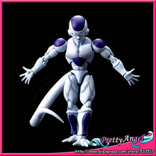 Anime Original Bandai Tamashii Nations Figure-rise Standard Assembly Dragon Ball Toy Figure - Frieza (Final Form) Plastic Model