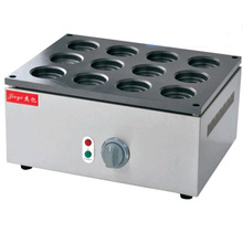 red bean cake machine high quality electric non-stick cooking surface 12 holes 220V 2800w FY-2230A(China)