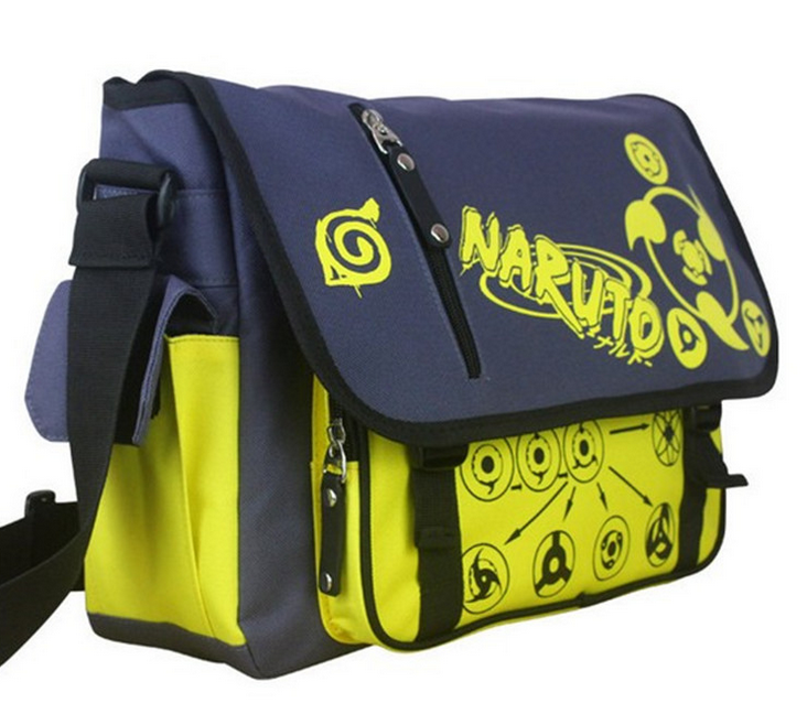 2017 Anime Naruto Messenger Bag School Shoulder Bag For Students Kids Children Boys Gilrs Teenager Bags<br><br>Aliexpress