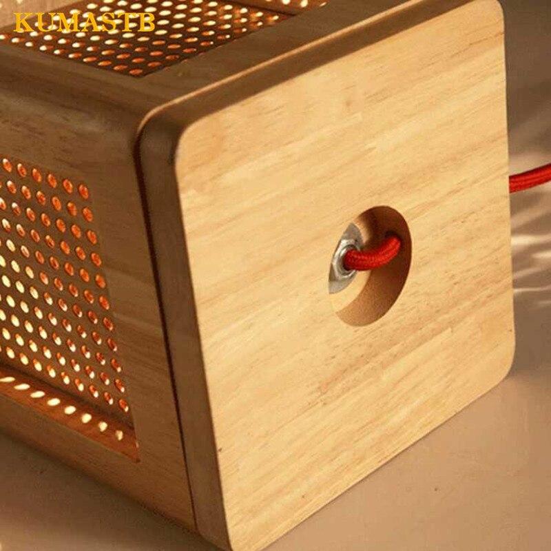 Wood Desk Lamp 3