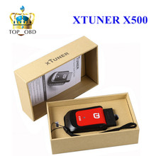 2017 xTuner X500 Android Car Scanner Diagnostic Tool Diagnostic-Tool OBDII ABS Battery DPF EPB Oil TPMS IMMO Key Injector Reset(China)