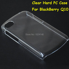 New Slim Crystal Transparent Hard PC Back Case Cover Protection Skin Shell For BlackBerry Q10