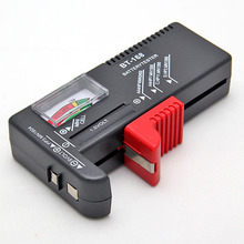 Battery Tester For 9V 1.5V And Button Cell AAA AA C D 1.5V And Button Best Selling