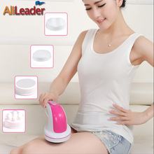 Hot!!!Professional Infrared Electric Body Sculputral Slimming Massager Beauty Care Anti Cellulite Full Body Slimming Device