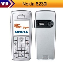 cheapest phone NOKIA 6230i Mobile Cell Phone GSM TRIBAND Unlocked Original 6230i Refurbished