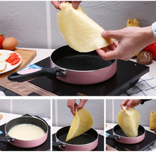 Non-stick 16cm 18cm 20cm Copper Frying Pan with Ceramic Coating and Induction cooking,Oven & Dishwasher safe
