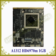 "For iMac 27"" A1312 HD6970 HD6970m 1G 1GB Video Card 2011 109-C29657-10 216-0811000 HD 6970 Graphic Card Replacement(China)"