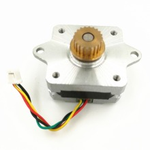 DC 12V 2 Phase 4 Wire 35 Stepper Motor 0.9 degree 20mm 3D printer Stepping Motor