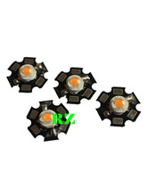 50PCS 3w full spectrum 400nm ~840nm led chip ,45mil bridgelux 3w led diode for indoor plant grow