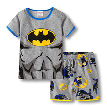 Kids Pijamas Sleepwear Boy Pyjamas Baby Girls Pajamas Sets children Nightwear Homewear Toddler Clothes Garcon underwear Sut J531