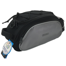 high quality roswheel bicycle bag Multifunction 13L Bike Tail Rear Bag Saddle Cycling Bicicleta bike accessories