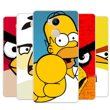 xiaomi redmi 4 pro Case,Silicon Popular Cartoon Painting Soft TPU IMD Back Cover for xiaomi redmi 4 pro Transparent Phone Bags