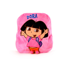candice guo! super cute dora plush toy dora backpack child schoolbag birthday gift 1pc