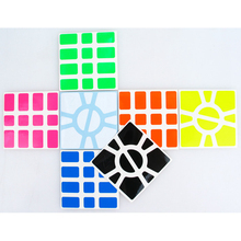Z-Sticker PVC DIY Sticker for SSQ1 Magic Cube Puzzle Speed Cubes Dayan Moyu Shengshou MF8(China)