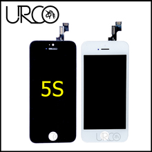 For iPhone5S(4 inch) Repair Parts LCD Replacement Touch&Display Glass Screen Digitizer Assembly Full Set with Free Gifts