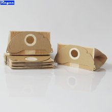 Best selling's vacuum cleaner paper dust bag 6pcs a lot suitable for Karcher A2004 WD2250 A2000 - 2099 WD2000 - 2999