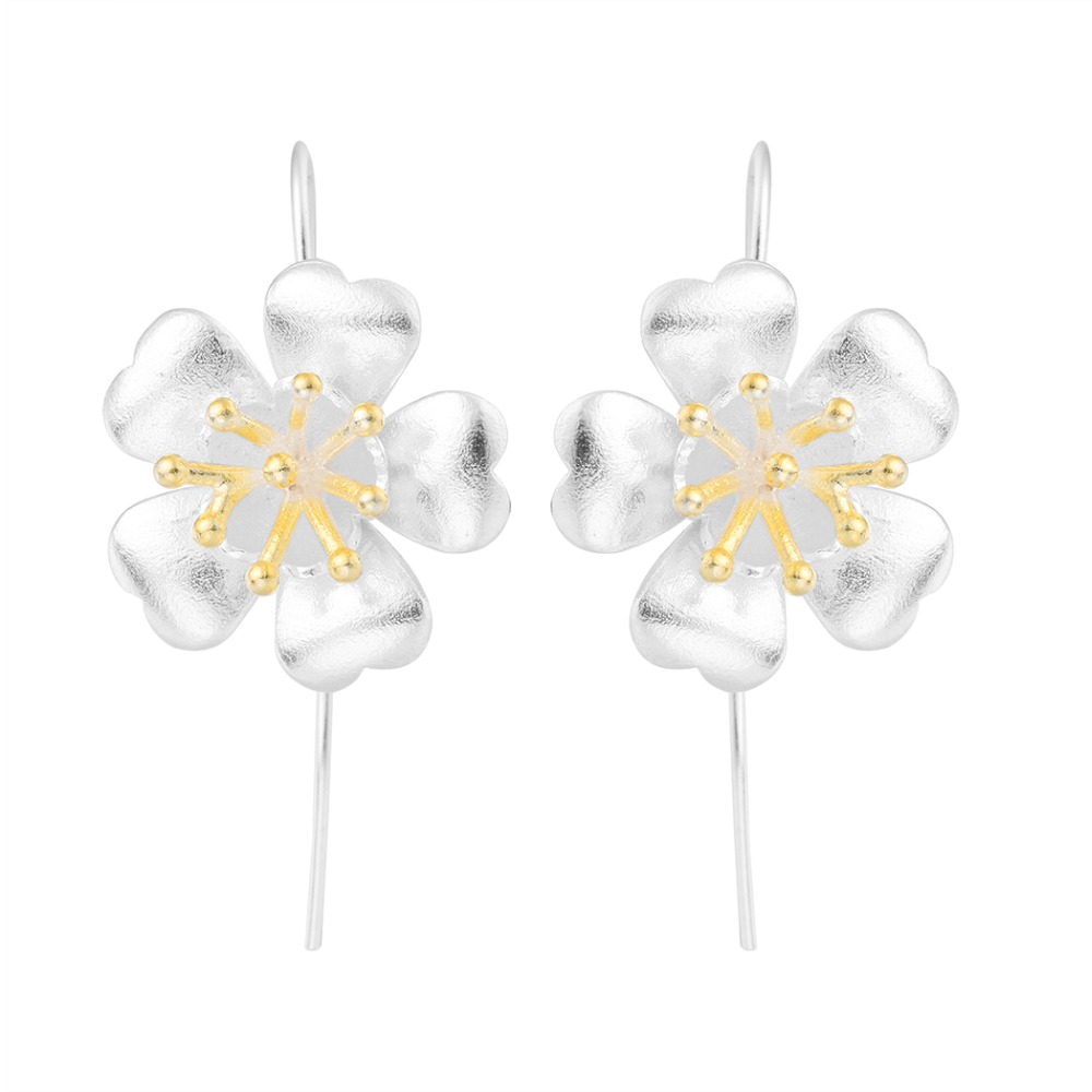 QIAMNI-Elegant-Heart-Leaves-Golden-Flower-Tassel-Long-Dangle-Hook-Earring-Women-Wedding-Gift-Jewelry-Birthday