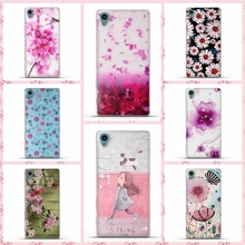 for Sony Xperia Z5 E6603 E6633 E6653 E6683 Cover 3D Skin Painting Soft TPU Back Protector Cover Case for Sony Z5 Cases Silicon