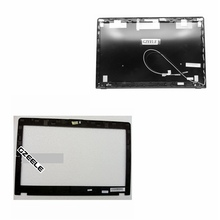 New Laptop Top LCD Back Cover for Asus N56 N56SL N56VM N56V N56VZ N56XI N56VB N56DP case & Front Bezel cover