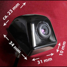 Hotsale new SALE Kit 170 Degree Waterproof Car Rearview Rear View Cam Reverse Back Up Color Camera Black