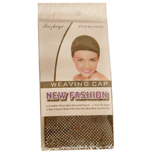 20 pcs NEW Fishnet Wig Cap Stretchable Elastic Hair Net Snood Wig Cap/ Wig Cap /hair net 3938(China)