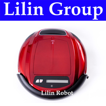 (Free to Israel) 3 In 1 Multifunctional Robot Vacuum Cleaner (Clean,Sterilize,Air Flavor),LCD Screen,2800MAH Battery,Auto Charge