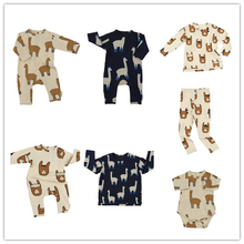 2017 AUTUMN WINTER baby girl clothing sets BOYS CLOTHING TINY COTTONS kids clothes kikikids fashion tops kikikids bobo ROMPERS