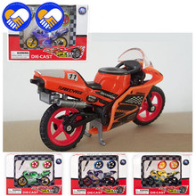 A TOY A DREAM Scale 1:24 Limited Collector Motorcycle Model Series MotoGP Apulia Yamaha Motorcycle Toys Best Birthday Gifts Toy