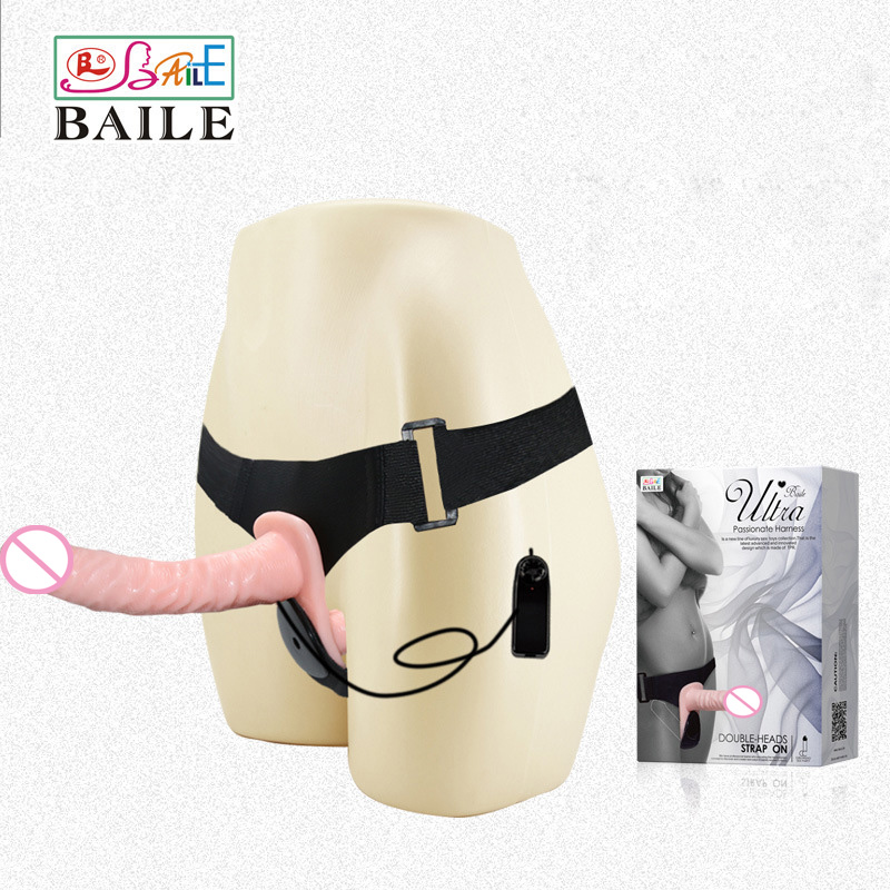 strapon sex Baile strap on dildo double dildo realistic sex toys for women gay strap on dildo vibrator Detachable penis adult <br>