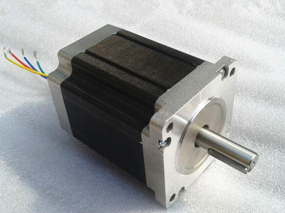 86 engraving machine stepper motor stepper motor 86BYGH450B-113 maximum torque 6.5N.M<br>