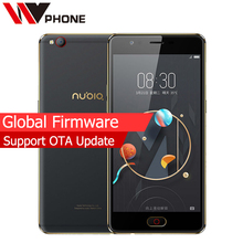 Original Nubia M2 Lite M 2 LTE Mobile Phone MT6750 Octa Core 5.5 inch Front 16.MP Rear 13.0MP 3000mAh Android N Fingerprint ID