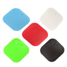 New Anti Lost Alarm Mini Bluetooth Tracker Personal Smart Finder Child Bag Wallet Key Finder GPS Locator iTag for IOS Android