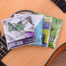 Accoustic Guitar Strings Guitar Bass Part Musical Instrument Accessories 6 PCS Support Wholesale
