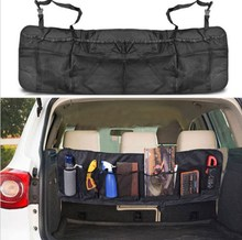 Best Quality Multifunction Waterproof Driver Car Seat Back Tidy Organizer Hanging Storage Bag