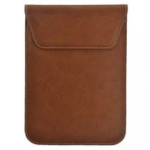 "Luxury Business Universal 7"" 8"" 9"" 10"" Tablet Wallet Pocket Soft Leather Case Sleeve Bag Pouch For Apple Samsung Kindle Fire"