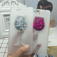 Buy Glitter Quicksand Phone Cases ZTE Blade L4 Pro T610 A475 Case Bling Cute Srtars Cup Soft Silicon Back Cover 3D Capa for $3.71 in AliExpress store