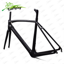 factory price carbon frame road UD weave DI2 cheap carbon road bike frame ultralight 49/52/54/56/58cm bicicleta carbon frame(China)