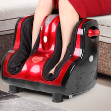 Foot Massage Device Electronic Leg Massager Roller Infrared Heating Physiotherapy Equipment Pain Relief Varicose Veins Treatment