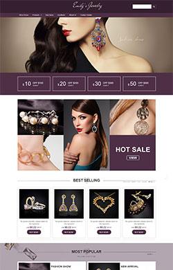 印象设计★时尚精品 珠宝 首饰 箱包 女装 服饰等通用E35