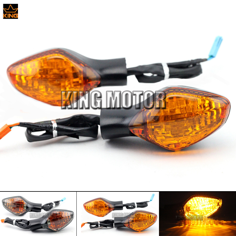 For HONDA NC700/NC750 X/S NC700D NC700X NC700S Motorcycle Accessories Rear Turn signal Indicator Light Lamp 2 wire Amber<br>