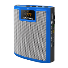 Panda K1 portable teaching loudspeaker Promotional tour guide must lead dancing to carry lithium battery FM radio(China)