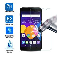 "Tempered Glass Premium Screen Protector For Alcatel One Touch idol 3 5.5 6045 6045Y 6045K 6045E 6045D 5.5"" Inch Protective Film(China)"