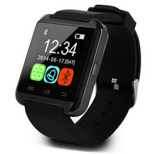 Smart hand watch mobile phone price U8 for iPhone 4/4S/5/5S / for  Android Smartphone