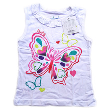 2017 Kids T-shirt Clothes Girls T shirt Summer Colete Cotton T-Shirts Baby Girl  T-shirt Camisetas Mujer Cheap Clothing Roupas