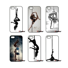 Love Pole dance dancing Poster For iPod Touch iPhone 4 4S 5 5S 5C SE 6 6S 7 Plus Samung Galaxy A3 A5 J3 J5 J7 2016 2017 Case(China)