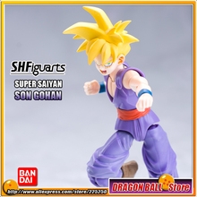 Sale  DRAGONBALL Dragon Ball Z Original BANDAI Tamashii Nations SHF/ S.H.Figuarts Action Figure - Super Saiyan Son Gohan